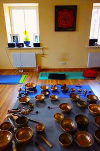 Tibeto dubenų masažas